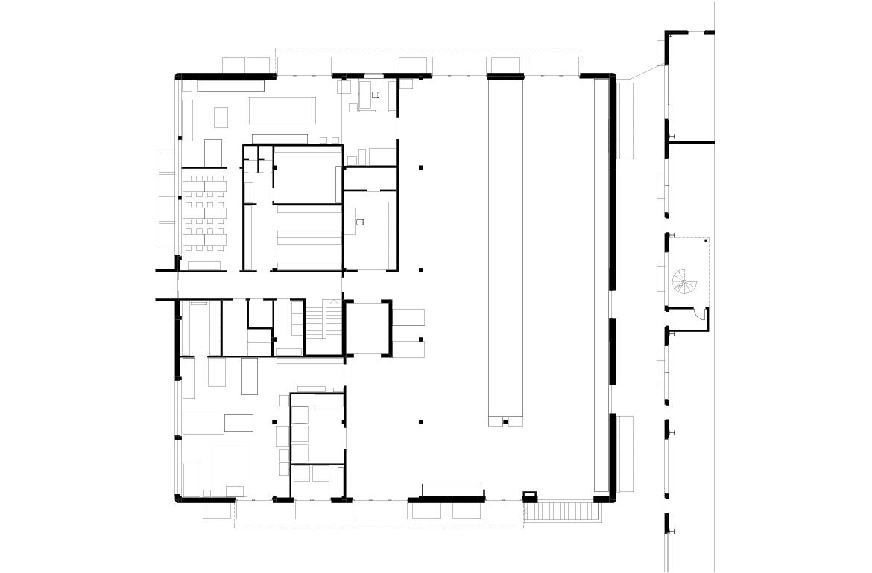 5450_Projekt_03_Erdgeschoss